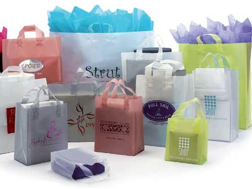 Các loại túi xốp đựng quà